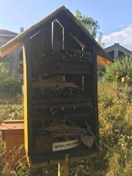 casetta per gli insetti